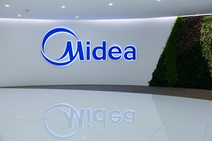 Shenzhen-listed appliance-maker Midea will spend 2.3 billion yuan to buy a controlling stake in a Shanghai-listed medical equipment manufacturer in a move to expand into sector. Photo: VCG