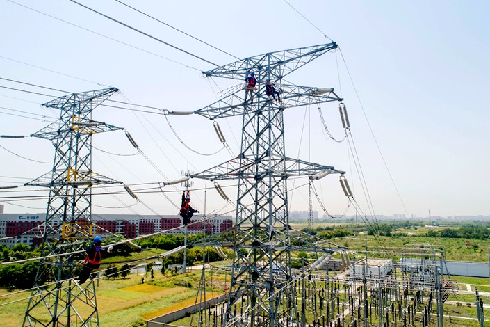 China's top body of power producers expects electricity consumption to climb by 6% to 7% this year, mostly on a stabilizing domestic economy. Photo: IC Photo