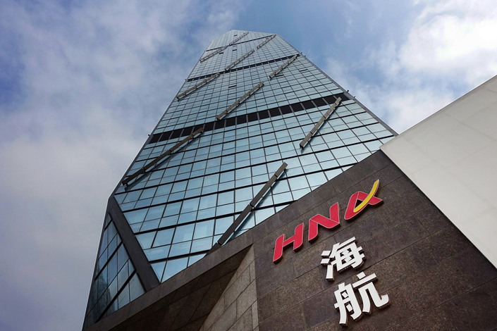 A restructuring plan aims to repay HNA Group creditors within five to eight years.