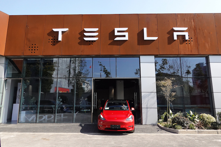 China is Tesla's largest market after the U.S. with sales in Asia's biggest economy topping 137,000 units in 2020.