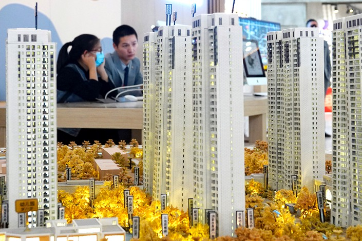 China has ramped up efforts to cool its overheated housing market.