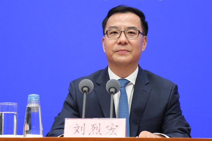 Liu Liehong. Photo: VCG