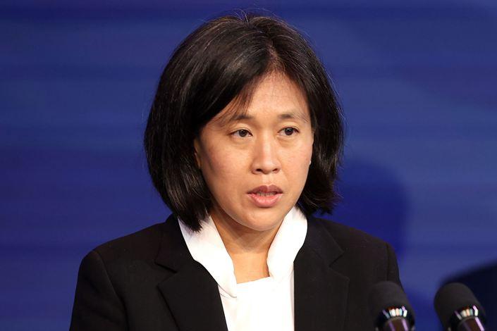 Katherine Tai. Photo: Bloomberg