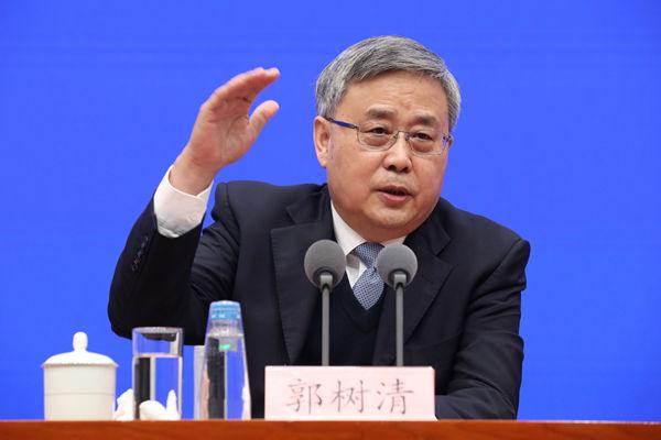 郭树清:去年处置不良资产逾3万亿 2021年处置力度不减