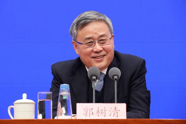 郭树清:预计今年贷款利率有所回升 但总体仍较低