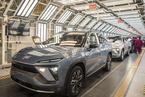 零部件供应受限 蔚来汽车上半年月产能为7500辆