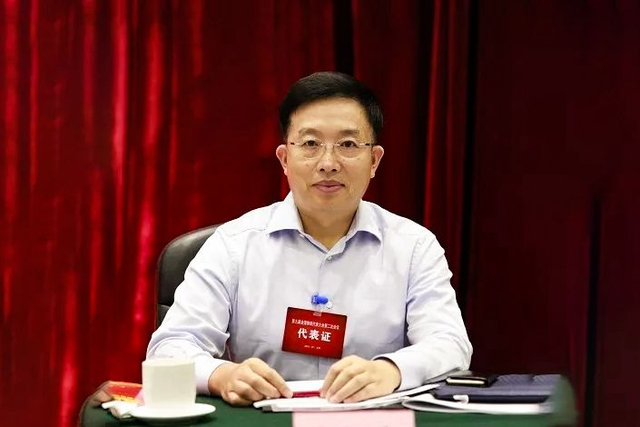 Zhu Zhengfu. Photo: All China Lawyers Association