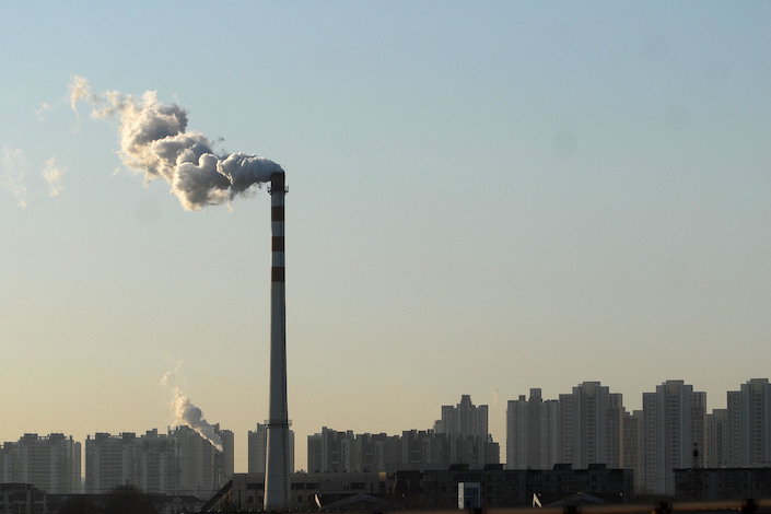 President Xi Jinping pledged that China would achieve peak carbon emissions before 2030 and carbon neutrality before 2060.