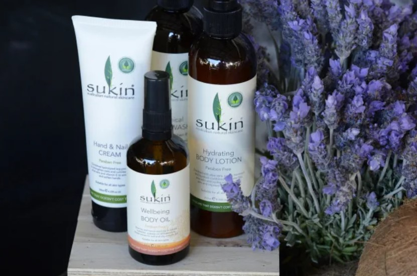 BWX, which owns the Sukin brand, is eyeing the $85 billion Chinese beauty market. Photo: AFR