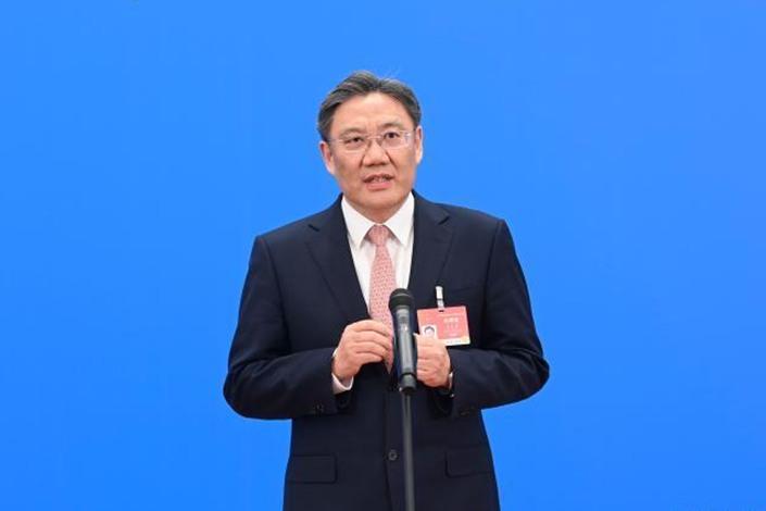 Wang Wentao. Photo: Xinhua