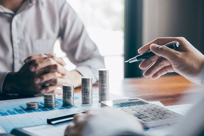 Under the pilot program, residents of Chinese mainland cities in the Greater Bay Area will be allowed to invest in eligible wealth management products sold by banks in Hong Kong and Macao by opening accounts with the banks, and residents of those two territories can do likewise. Photo: VCG