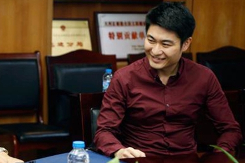 He Xu, general manager and controlling shareholder of Cornerstone Capital.