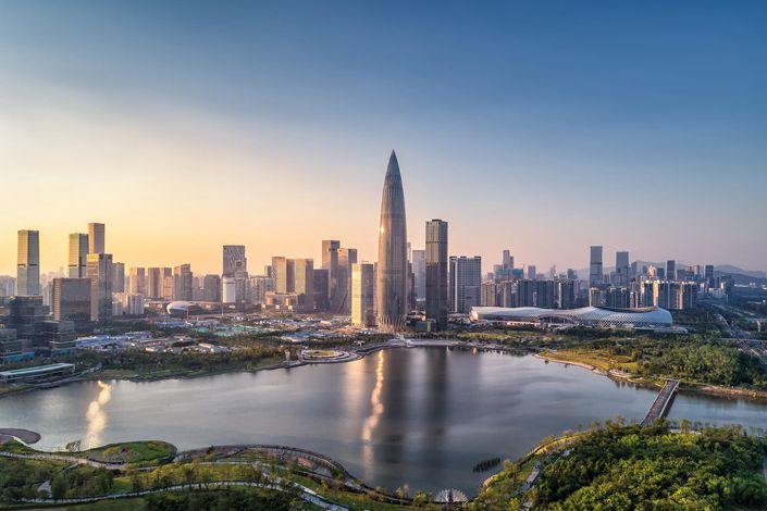 The Global Cities Index ranks the world's most economically vibrant cities based on several key factors — including environment, economy, innovation and transportation. Photo: VCG