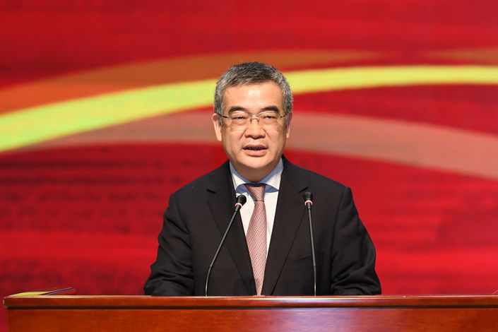 China Citic Bank has named Citic Group Chairman Zhu Hexin as its new chairman. Photo: IC Photo