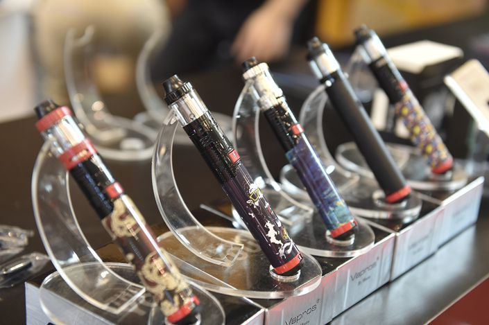 Chinese authorities on Monday published draft amendments to the Tobacco Monopoly Law that would extend its jurisdiction to e-cigarettes. Photo: VCG