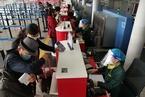 石家庄机场正式复航 当日进出港航班超90班