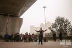 北方沙尘天气再来 京津冀等六省区局地沙尘暴