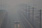 研究:2016年归因于PM2.5污染的过早死亡人数超百万
