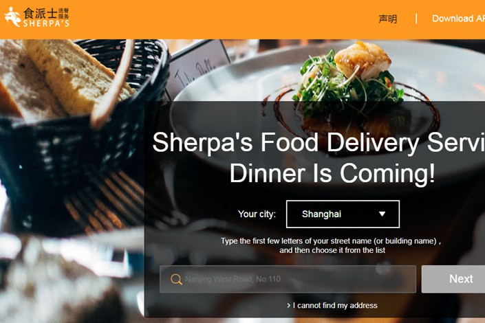 "Sherpas, an online food ordering platform popular among expats in China, has been fined 1.17 million yuan for forcing vendors to ""pick sides."""