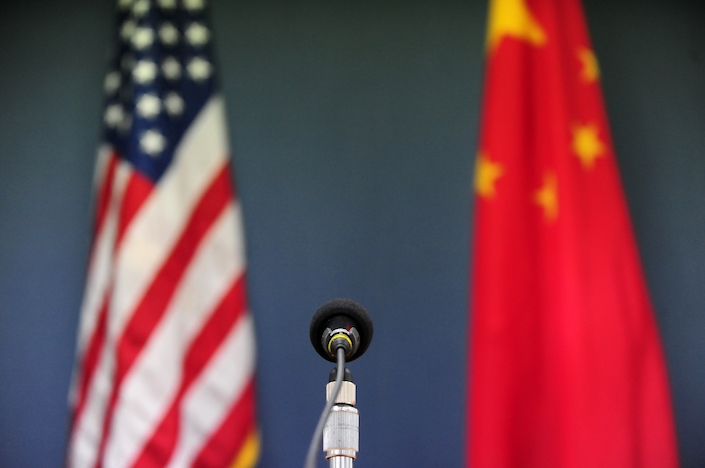 Beijing criticized the U.S. track record on global warming just before President Xi Jinping met virtually with the leaders of France and Germany.