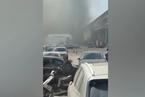 北京丰台一储能电站起火 致两名消防员牺牲一员工失联