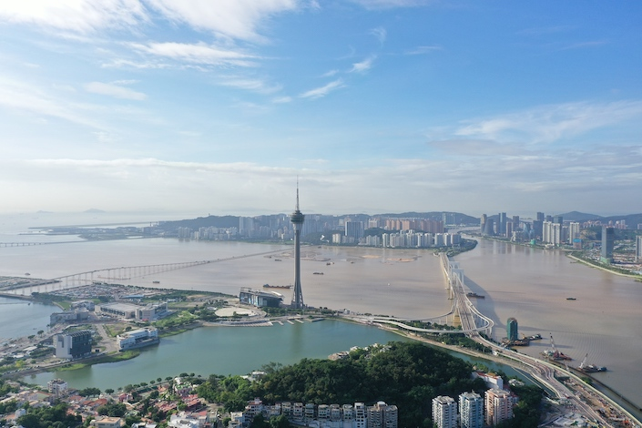 The Guangdong-Macao Deep Cooperation Zone in Hengqin of Zhuhai will be a priority for support from the NDRC's special fund.