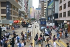 """失""""亚洲最贵商业街""""宝座 香港铜锣湾被谁取代?"""