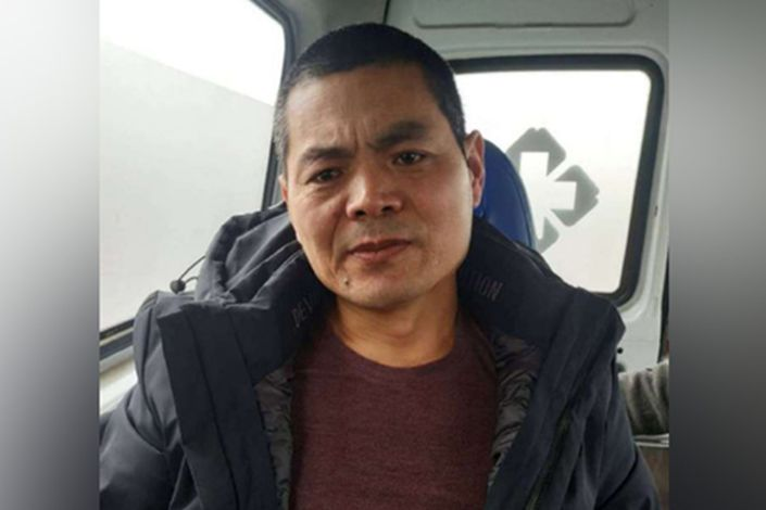 pictureWu Chunhong, the 51-year-old who was wrongfully jailed for more than 15 years. Photo: Wu's lawyer Li Changqing