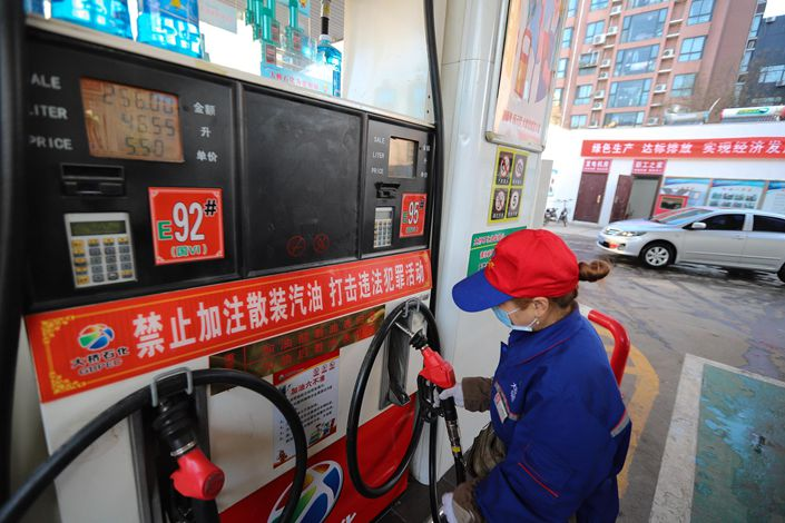 The Asian nation's illicit LCO trade has thrived for years under tax rules exempting it from the consumption duty applied to diesel. Photo: VCG