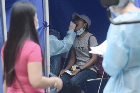 最新疫情:全国新冠累计确诊90721例 累计接种新冠疫苗超2.84亿剂次