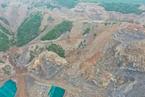"""焦作""""绿色矿山""""造假:非法开采毁坏山体 治理为由再卖石料"""