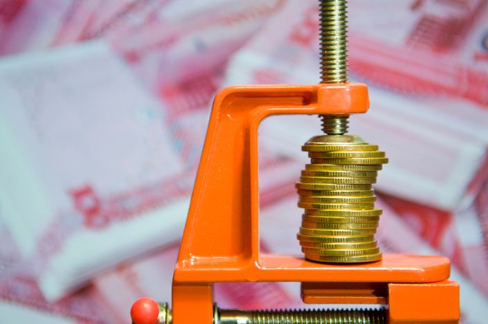 Hidden local government debt generally refers to borrowing that violates laws and regulations or that has been disguised. Photo: VCG