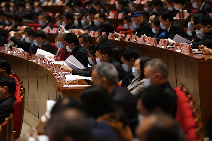 By the end of April, about a third of China's 28 provinces and autonomous regions announced leadership changes.