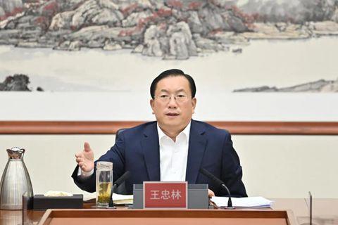 人事观察 王忠林任湖北省副省长、代理省长