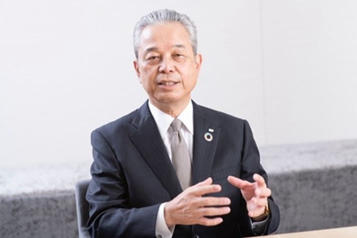 JERA President Satoshi Onoda. Photo: JERA