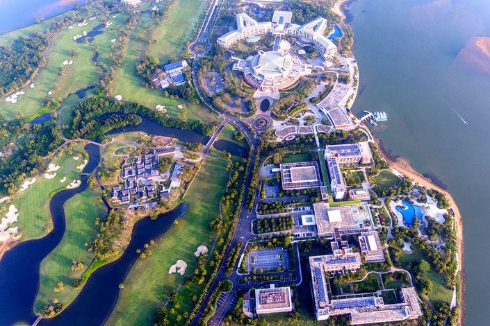 Boao, South China's Hainan province. Photo: VCG