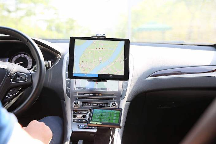 China's new draft rules stipulate that important data and personal information collected from vehicles should be stored within China.