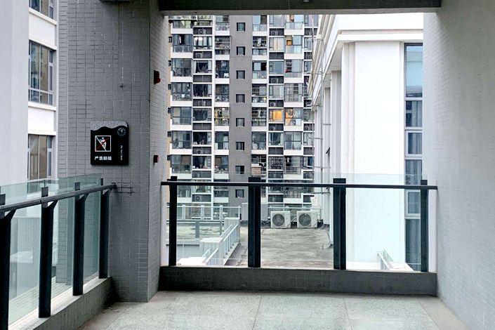Chengdu No. 49 Middle School on May 11. Photo: VCG