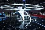 多旋翼模式续航里程有限 德国公司发布固定翼飞行汽车