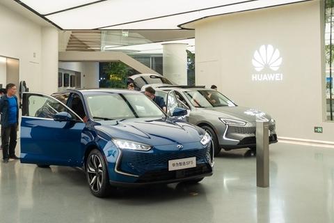 【市场动态】华为重申不自己造车 将与汽车制造商合作生产更智能车辆