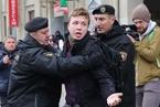 """白俄罗斯因""""炸弹威胁""""要求客机紧急降落 机上反对派记者落地遭捕"""