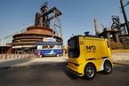 美团等公司无人配送车获准上路 北京对其按非机动车管理