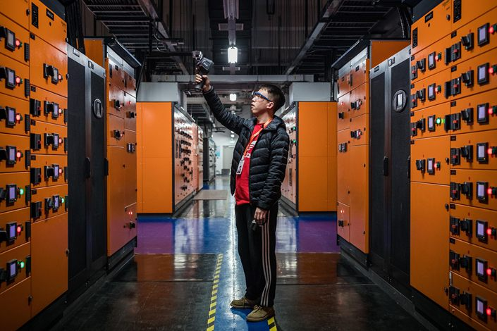 For years the lack of intensive and large-scale development of data centers has concerned industry players. Photo: VCG