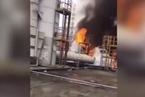 富士康深圳一园区楼顶今晨起火 无人员伤亡