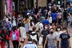 香港4月零售增速逊预期 低基数下零售额连升三个月