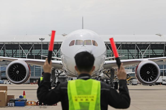 Juneyao is looking for partners to bid for airline assets from HNA