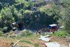 山西一铁矿发生透水事故 13人被困(更新)