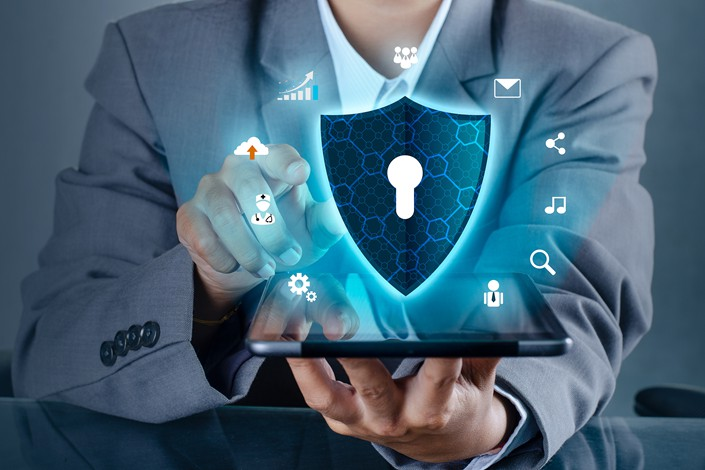 The new law will play an important role in protecting national security, promoting the development of the digital economy and safeguarding people's legitimate rights and interests, Xinhua said. Photo: VCG