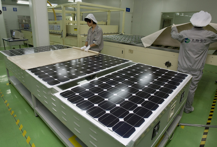 The price of polycrystalline silicon has skyrocketed over the past three months and is 2.5 times that of last year-end