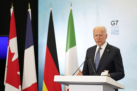 美国意欲主导G7议程推出全球基建倡议 中方回应